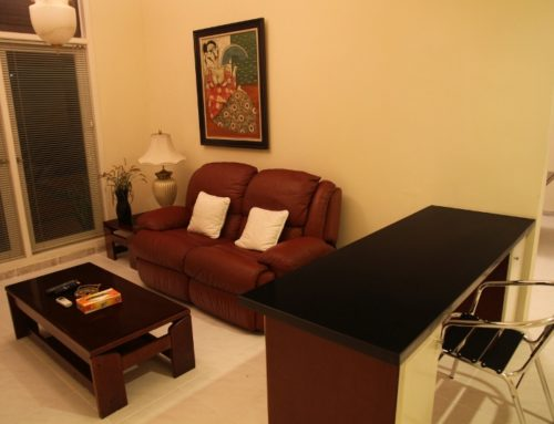 Living Room | Parama Bukit Indah