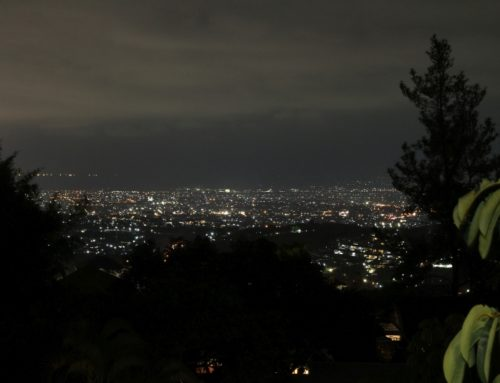 Night View | Parama Bukit Indah