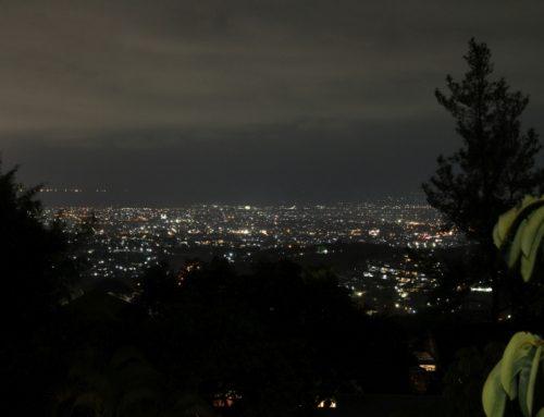 Night View | Parama Bukit Indah