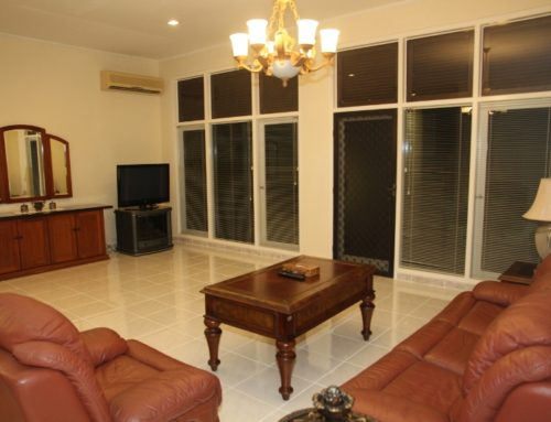 Main Living Room  | Parama Bukit Indah